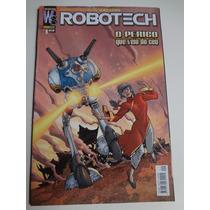 Gibi Robotech N° 9 O Perigo Que Veio Do Céu