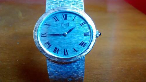 79d7ea6791b Relógio Piaget Feminino Ouro Branco 18k - R  8400 en Melinterest