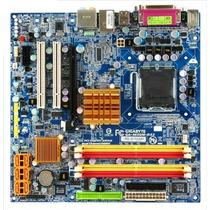 Placa Mãe Gigabyte Ga-965qm-ds2 775 Ddr2 Até 8gb Core 2 Duo