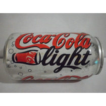 Lata Coca-cola Light Chile