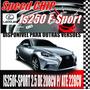 Chip De Potência Lexus Is250 F-sport Power By Speed Chip