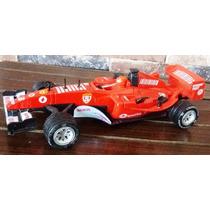 Carro Miniatura Metal Replica Formula 1 Ferrari