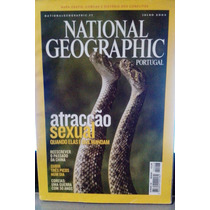 National Geographic Portugal Nº28 Atracção Sexual