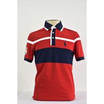 Camiseta Polo Masculina Polo Ralph Lauren.