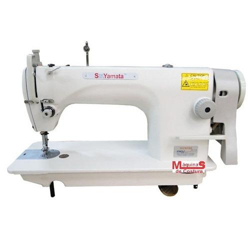 Máquina De Costura Industrial Reta Yamata Nova