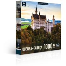 Quebra-cabeça 1000 Peças - Castelo De Neuschwanstein