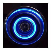 Led Roda Disco Freio Tunning Drift On Road 1/10 Blue New!