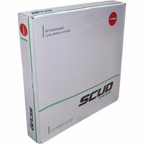 Kit Relação Crf 230 13 X 50 520x110 Aço 1045 Scud Reforçada