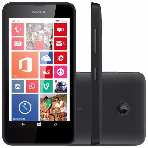 Nokia Lumia 635 1 Chip 4g 3g Windows Wp8 5mp Original