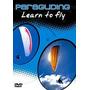 Dvd Curso Parapente Paramotor Aprenda A Voar (learn To Fly)
