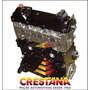 Motor Parcial Com Cabeçote Vw Ap 1.8 Gasolina 041100031c