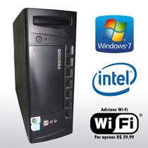 Computador Com Processador Intel 3.0ghz - Frete Grátis