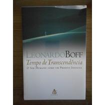 Livro Tempo De Transcendência Leonardo Boff