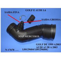 Mangueira Do Filtro De Ar Golf 1.6 99/03 Audi A3 98/01