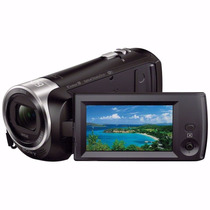 Filmadora Sony Hdr-cx440 Zoom 60x Wi-fi 8gb+cartao 32gb