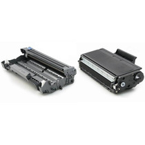Kit Fotocondutor Toner Brother Dr520 Tn580 Compativel 8860