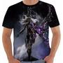 Camiseta Irelia Laminas Noturnas League Of Legends Lol