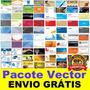 Pacote Vector 1000 Modelos De Cartão De Visita (corel Draw)