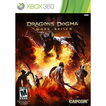 Dragons Dogma Dark Arisen - Xbox 360 Original Novo Lacrado