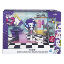 My Little Pony Equestria Girls Mini Rarity E Cenario