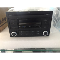 Radio Double Din Original Modelo Vw Fox -cod:5z0035152k