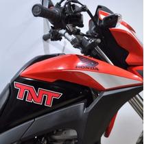 Kit Adesivo Rb Carenagem Tanque Escape Moto Honda Bros 160