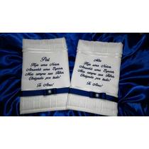 Toalhas Bordadas Para Lembrancinhas De Casamento
