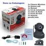 Câmera Monitoramento (babá Eletrônica) Wi-fi Foscam Fi8918w