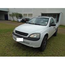 Chevrolet- Montana Conquest 1.8 (sem Sinistro) Lucineiautom
