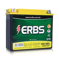 Bateria Erbs Selada Cb500 Shadow 600 Cbr900 Bandit Dr650