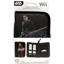Estojo Para Controles E Midias Wii Star Wars