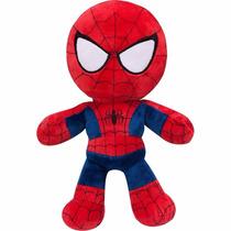 Homem Aranha Ou Capitão América - Boneco Marvel Buba