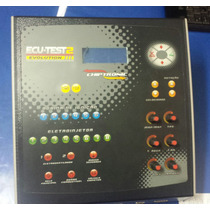 Ecu Test 2 - Chiptronic - Simulador De Central I.e.