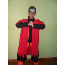 Fantasia Naruto Shippuden Infantil