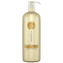 Shampoo De Mandioca Haskell 1 Litro Profissional C/ Válvula