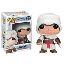 Boneco Colecionável Pop Funko Assassins Creed Altair Gamer