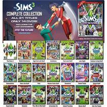 The Sims 3 Deluxe Todas Expansões E Coleções +brindes