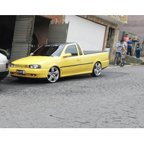 Saveiro 2000 Turbo Top Pra Pessoas Exigentes