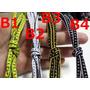 Cadarços P/ Mizuno Kit Com 3 Pares ( Varias Cores )