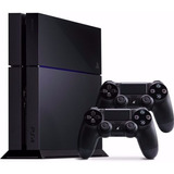 Playstation 4 Sony 1tb Ps4 + 2 Controles Cuh-1216b