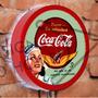 Luminoso / Luminária Parede Bar Com Led - Coca Cola - Mod.05