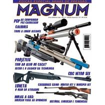 Revista Caça Magnum 57 Edição Especial - Pcp - Projeteis