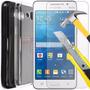 Capa Galaxy J5 J500 Case Flexivel Silicone + Pelicula Vidro