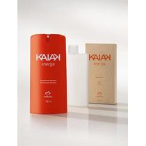 Desodorante Spray Natura Kaiak Energia 100ml + Refil