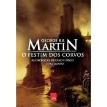 O Festim Dos Corvos - George R.r Martin - E-book