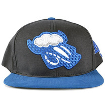 Boné Black Sheep Snapback Aba Reta Blue
