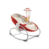 Cadeira De Balaço Tiny Love 3-in-1 Rocker Napper - Vermelho