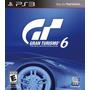 Gran Turismo 6 - Ps3 Midia Digital