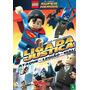 Dvd Lego Liga Da Justiça - O Ataque Da Legião Do Mal