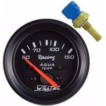 Temperatura Água Willtec Pr 52mm Sensor Cebolinha Racetronix